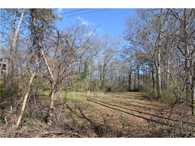 Marietta Residential Lots & Land For Sale: 3514 Centerview Drive