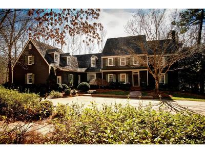 Milton Single Family Home For Sale: 1965 Drummond Pond Road
