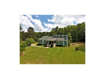 Cobb County Single Family Home For Sale: 4887 Mosley Road