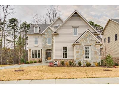 Single Family Home For Sale: 1840 Stone Bridge Way