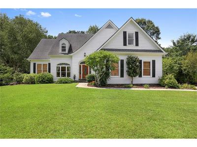 Snellville Single Family Home For Sale: 3713 Galdway Drive