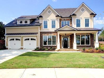 Smyrna Single Family Home For Sale: 3901 O'bryant Circle SE