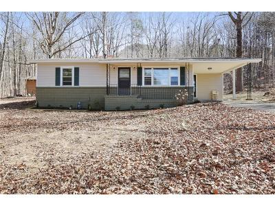 Cumming Single Family Home For Sale: 1350 Dr Bramblett Road