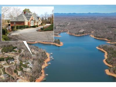 Gainesville GA Single Family Home For Sale: $1,200,000