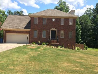 Grayson Single Family Home For Sale: 2121 Grayfield Drive