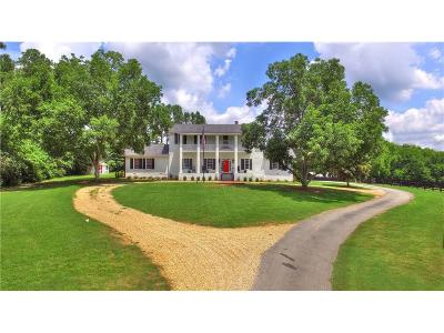 Bartow County Single Family Home For Sale: 1460 Old Alabama Road