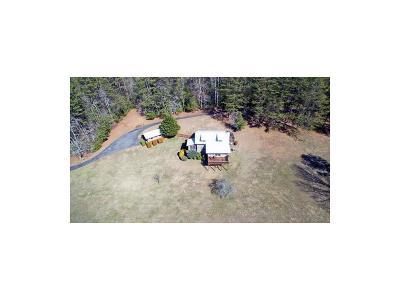 Fannin County, Gilmer County Single Family Home For Sale: 27054 Morganton Highway