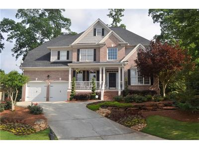 Snellville Single Family Home For Sale: 974 Autumn Path Way