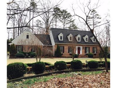 Calhoun Single Family Home For Sale: 148 Sunset Drive SE