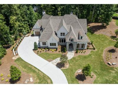 Suwanee GA Single Family Home For Sale: $1,699,900