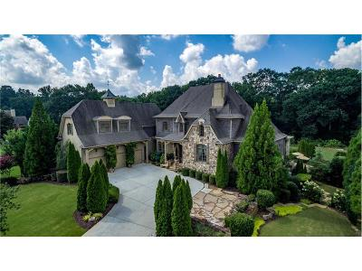 Johns Creek Single Family Home For Sale: 5295 Chelsen Wood Drive