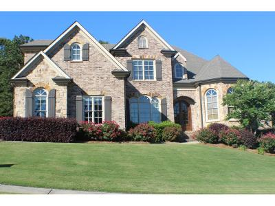 Buford Single Family Home For Sale: 2525 Weber Heights Way