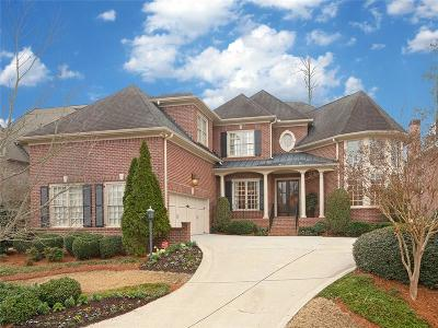 Sandy Springs Single Family Home For Sale: 825 Glengate Place