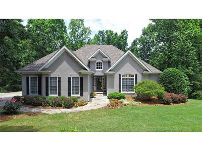 Braselton Single Family Home For Sale: 2215 Fleurie Lane