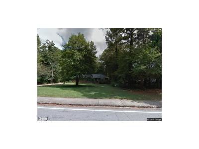 Stone Mountain Single Family Home For Sale: 583 Rays Road