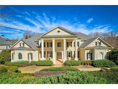 Alpharetta GA Single Family Home For Sale: $1,449,000