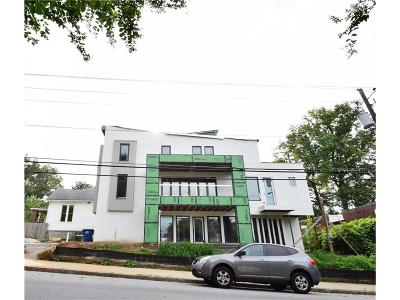 Single Family Home For Sale: 590 Morgan Street NE