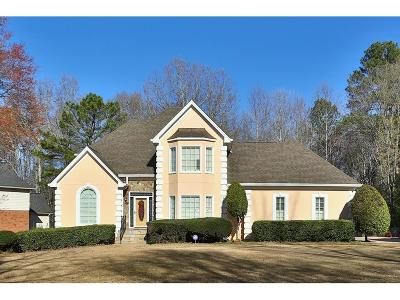 Johns Creek Single Family Home For Sale: 9373 Kingston Crossing Circle