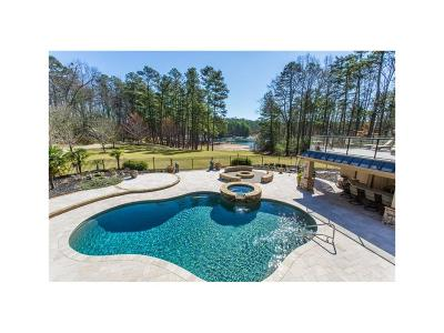 Gwinnett County Single Family Home For Sale: 6617 Garrett Road
