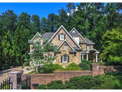 Single Family Home For Sale: 405 Mabry Place