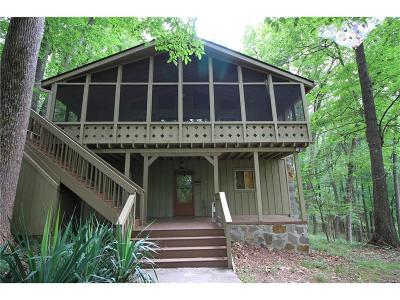 Pickens County Single Family Home For Sale: 700 Little Pine Mountain Road