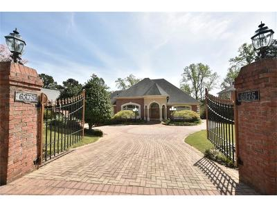 Buford Single Family Home For Sale: 6375 Lakeview Drive