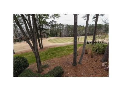 Roswell Single Family Home For Sale: 8240 Riverbirch Drive