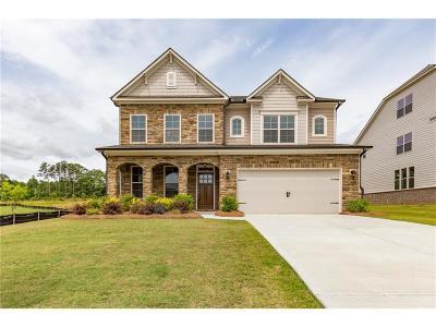 Canton GA Single Family Home For Sale: $376,825