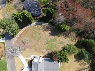 Dunwoody Residential Lots & Land For Sale: 1359 Holly Bank Circle