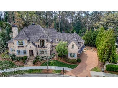 Single Family Home For Sale: 4150 Hillside Place NW