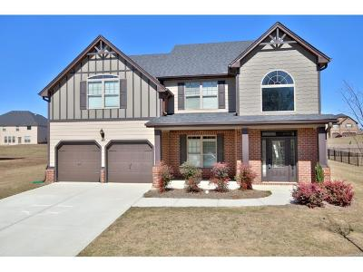 Grayson Single Family Home For Sale: 597 Gadwall Drive
