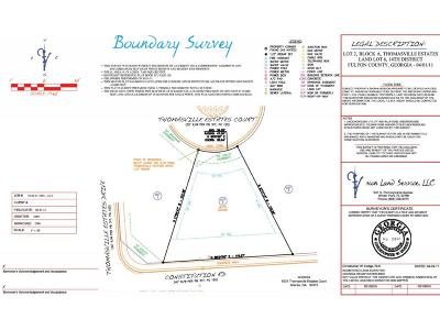 Residential Lots & Land For Sale: 1031 Thomasville Estate Court