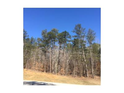 Douglas County Residential Lots & Land For Sale: Highway 166