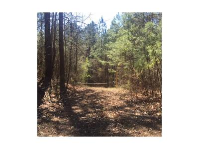 Douglas County Residential Lots & Land For Sale: Cedar Mountain Road