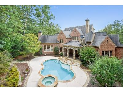 Sandy Springs Single Family Home For Sale: 4535 Mount Paran Parkway