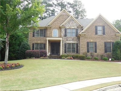 Dacula Single Family Home For Sale: 3620 Glenaireview Court
