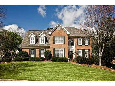Grayson Single Family Home For Sale: 1185 Castle Pointe Lane