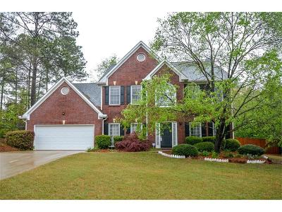 Lilburn Single Family Home For Sale: 4655 Wynnmeade Lane