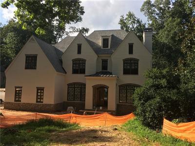 Single Family Home For Sale: 960 Carter Drive NE