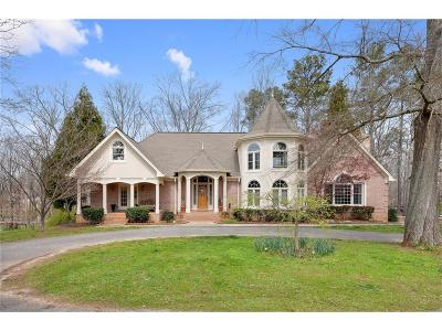Forsyth County Single Family Home For Sale: 5555 Hendrix Road