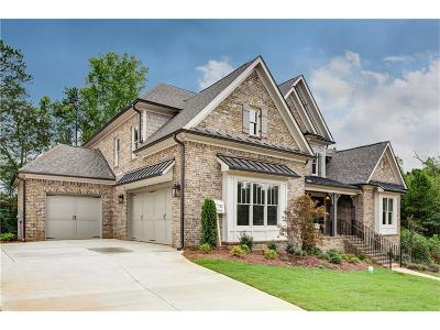 Johns Creek Single Family Home For Sale: 10757 Polly Taylor Road