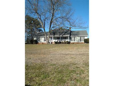Lawrenceville Single Family Home For Sale: 1401 Lawrenceville Suwanee Road