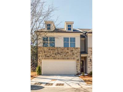 Buford Condo/Townhouse For Sale: 3116 Cedar Glade Lane