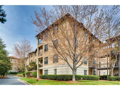Brookhaven Condo/Townhouse For Sale: 3777 Peachtree Road NE #1301