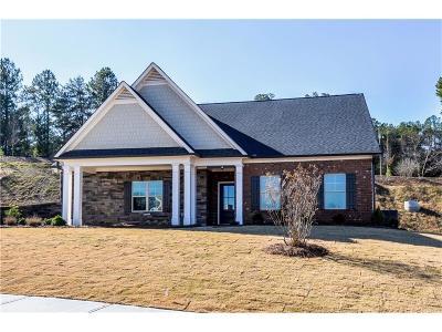 Cumming Single Family Home For Sale: 012 Nestledown Farm Drive