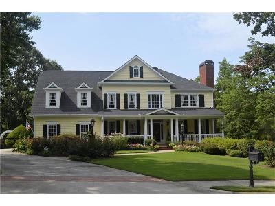 Dacula Single Family Home For Sale: 3235 Town Manor Circle
