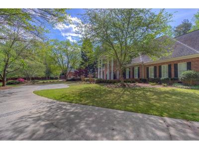 Single Family Home For Sale: 630 Heards Ferry Road