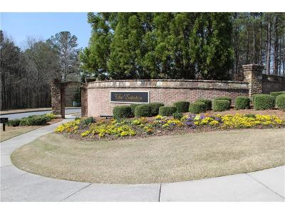 Acworth Residential Lots & Land For Sale: 133 Terrace View Drive