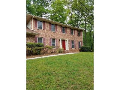 Dunwoody Single Family Home For Sale: 5516 Whitewood Court