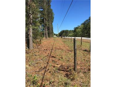 Coweta County Residential Lots & Land For Sale: 1900 Hwy 54 Highway